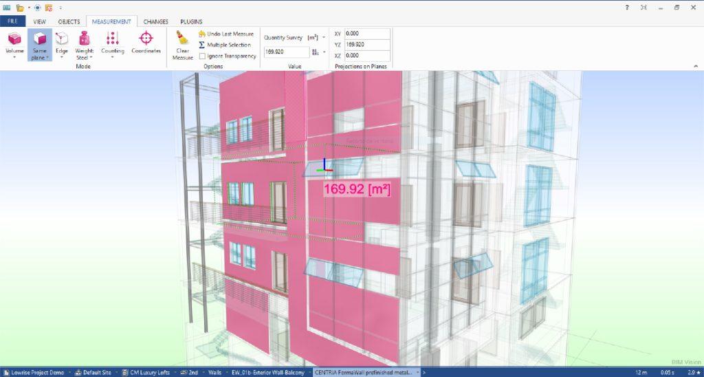 Datacomp Sp z o. o desenvolveu o aplicativo BIM Vision