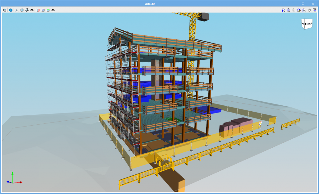 """PRL en BIM""  developed by ""Fundación Laboral de la Construcción"""