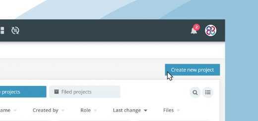 Crear un nuevo proyecto en BIMserver.center