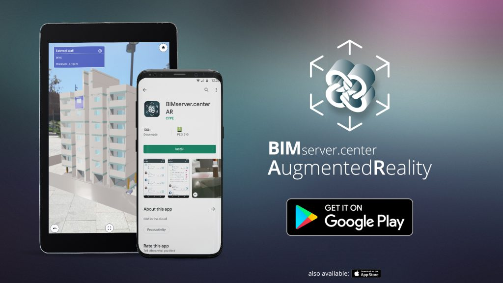 BIMserver.center lance son application de Réalité Augmentée pour Android