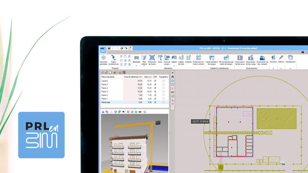 La Fundación Laboral de la Construcción presenta el software PRL en BIM ante un centenar de expertos