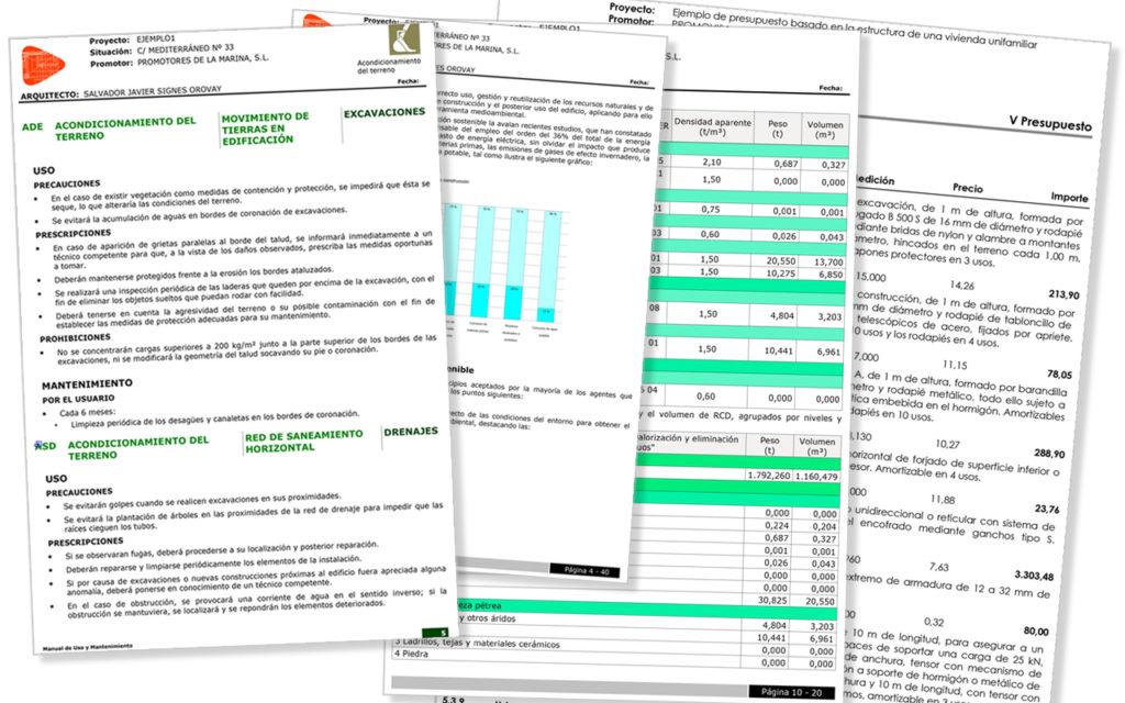 Documentación de un proyecto Open BIM